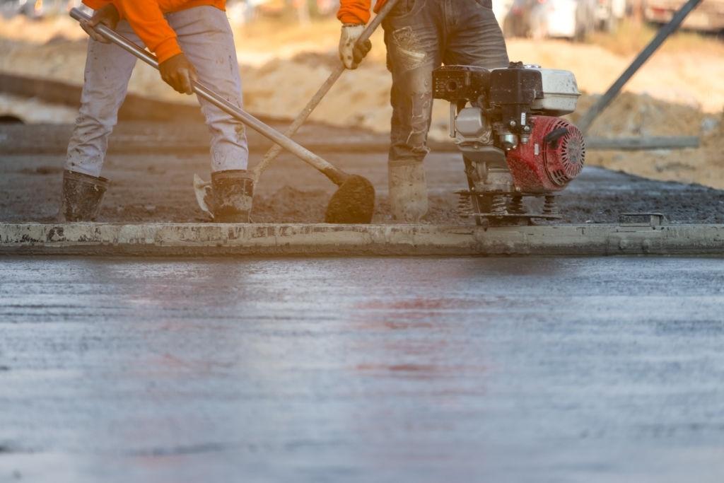 Concrete Paving Amherst